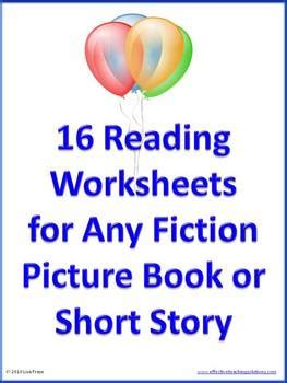 English short story book reading report